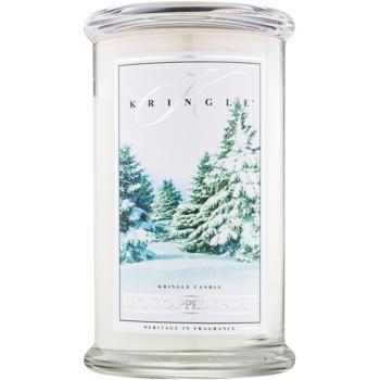 Kringle Candle Snow Capped Fraser lumanari parfumate 624 g