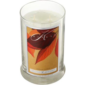 Kringle Candle Touch of Autumn ароматна свещ 1