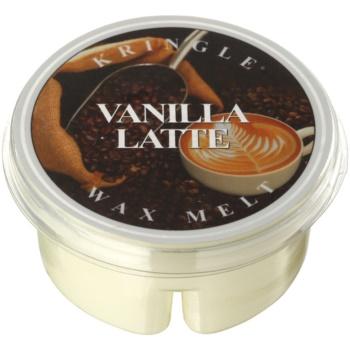 Kringle Candle Vanilla Latte illatos viasz aromalámpába