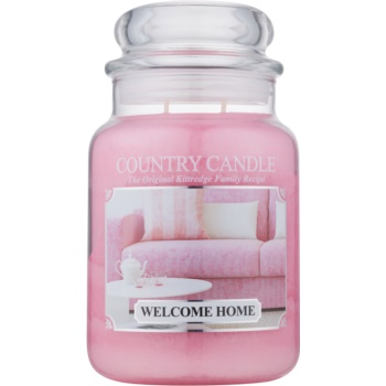 Kringle Candle Country Candle Welcome Home lumanari parfumate 652 g