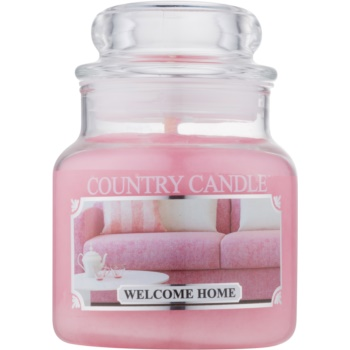 Kringle Candle Country Candle Welcome Home lumanari parfumate 104 g