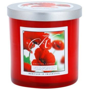 Kringle Candle Wild Poppies Scented Candle