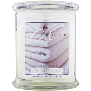 Kringle Candle Warm Cotton lumanari parfumate 411 g