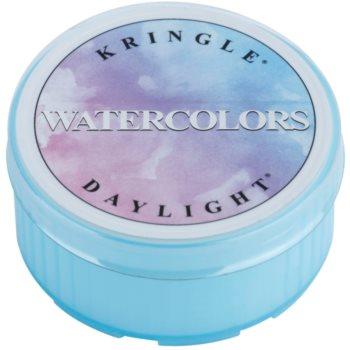 Kringle Candle Watercolors vela de té