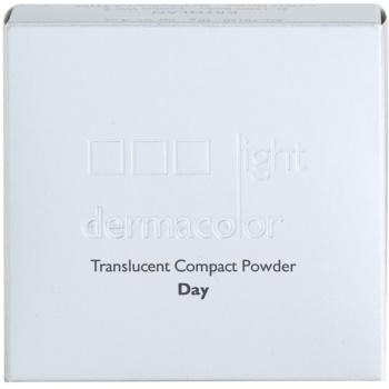 Kryolan Dermacolor Light Day pó compacto com espelho e aplicador 4