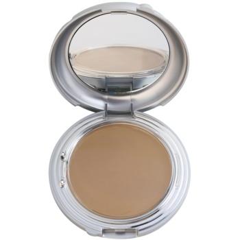 Fotografie Kryolan Dermacolor Light kompaktní krémový make-up se zrcátkem a aplikátorem odstín A 3 15 g