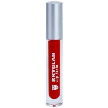 Kryolan Basic Lips ruj de buze lichid pentru un efect de lunga durata
