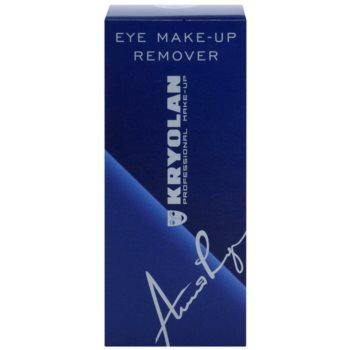Kryolan Basic Removal demachiant pentru ochi in doua faze demachiant pentru ochi in doua faze 2