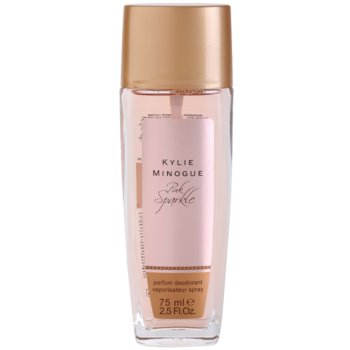 Kylie Minogue Pink Sparkle Deodorant spray pentru femei