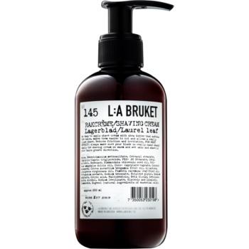 L:A Bruket Shave crema de ras cu dafin