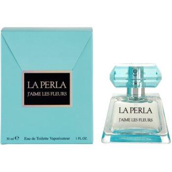 Fotografie La Perla J´Aime Les Fleurs toaletní voda pro ženy 30 ml