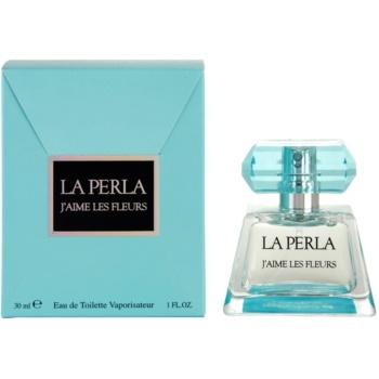 La Perla J´Aime Les Fleurs eau de toilette pentru femei 30 ml