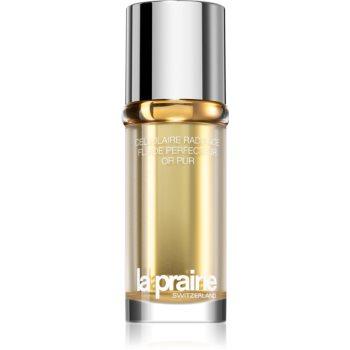 La Prairie Cellular Radiance Fluid anti-îmbătrânire cu aur