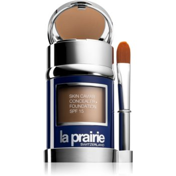 La Prairie Skin Caviar tekutý make-up odstín Mocha 30 ml