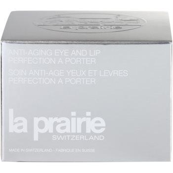 La Prairie Anti-Aging Pflege für den Augen - und Mundbereich zum Auffüllen der Falten 5