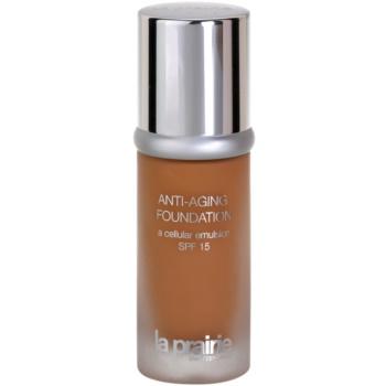 Fotografie La Prairie Anti-Aging tekutý make-up proti příznakům stárnutí odstín 800 SPF 15 30 ml