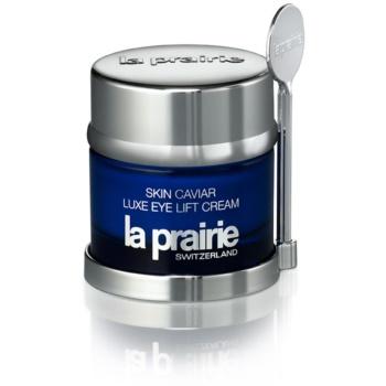 Fotografie La Prairie Skin Caviar Collection oční zpevňující krém proti otokům a tmavým kruhům 20 ml