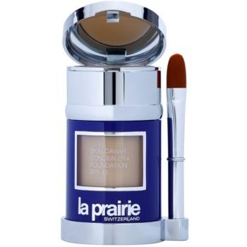 Fotografie La Prairie Skin Caviar Collection tekutý make-up odstín Mocha 30 ml