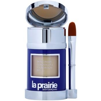 La Prairie Skin Caviar Collection make up lichid  culoare Golden Beige (SPF 15) 30 ml