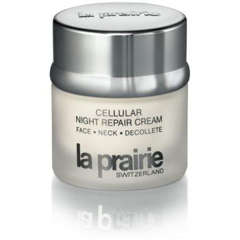 Fotografie La Prairie Cellular noční liftingový krém pro všechny typy pleti 50 ml