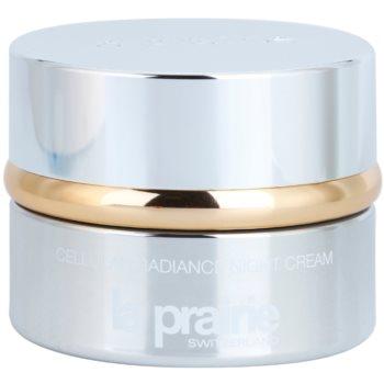 La Prairie Cellular crema de noapte revitalizanta pentru o piele mai luminoasa