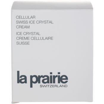 La Prairie Cellular Swiss Ice Crystal creme de hidratação profunda anti-idade de pele 4