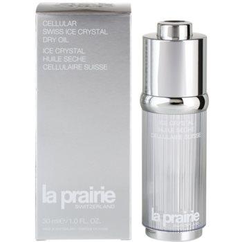 La Prairie Cellular Swiss Ice Crystal suho olje za obraz, vrat in dekolte 1