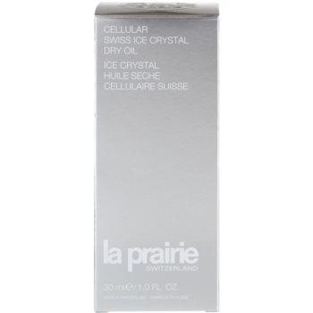 La Prairie Cellular Swiss Ice Crystal suho olje za obraz, vrat in dekolte 2