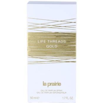 La Prairie Life Threads Gold Eau de Parfum für Damen 4