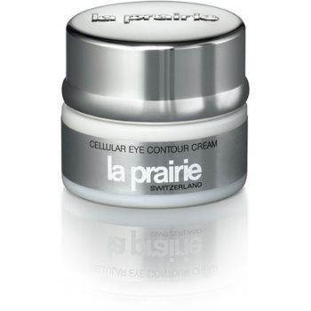La Prairie Swiss Moisture Care Eyes oční protivráskový krém pro všechny typy pleti 15 ml