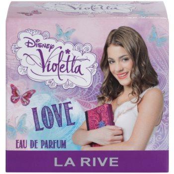 La Rive Disney Violetta Love парфюмна вода за жени 4