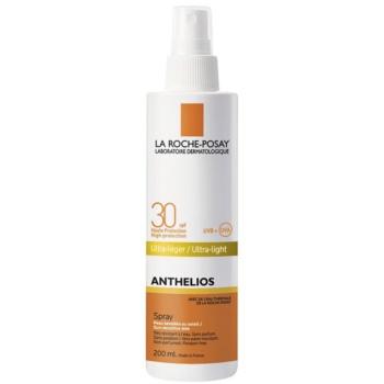 La Roche-Posay Anthelios spray pentru bronzat SPF 30