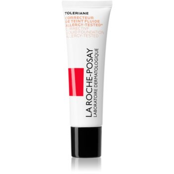 La Roche-Posay Toleriane Teint Fluide make-up fluid pentru pielea sensibila SPF 25