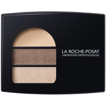 La Roche-Posay Respectissime Ombre Douce oční stíny odstín 02 Brun 4 g