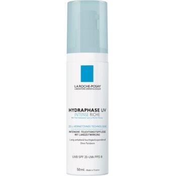La Roche-Posay Hydraphase crema hidratanta intensiva pentru piele uscata SPF 20