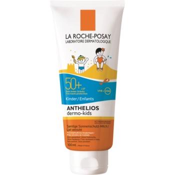 La Roche-Posay Anthelios Dermo-Pediatrics lapte protector pentru copii SPF 50+  100 ml