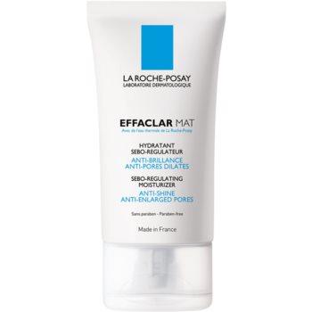 La Roche-Posay Effaclar Mat tratament matifiant pentru ten gras si problematic  40 ml
