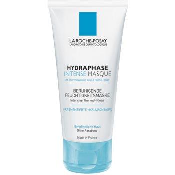 Fotografie La Roche-Posay Hydraphase uklidňující hydratační maska pro citlivou a suchou pleť 50 ml