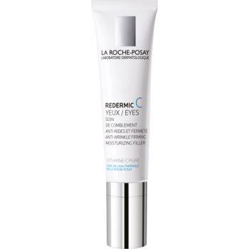 La Roche-Posay Pure Vitamin C10 crema contur pentru ochi pentru piele sensibilă