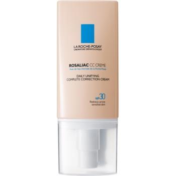 La Roche-Posay Rosaliac crema CC pentru piele sensibila cu tendinte de inrosire imagine produs