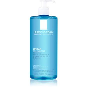Fotografie La Roche-Posay Lipikar Gel Lavant zklidňující a ochranný sprchový gel 750 ml