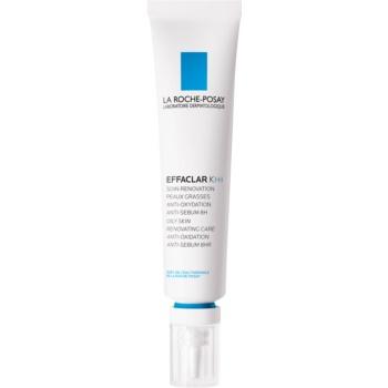 La Roche-Posay Effaclar K (+) crema matifiere proaspătă pentru ten gras si problematic  30 ml