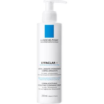 La Roche-Posay Effaclar H crema hidratanta pentru curatare pentru ten acneic
