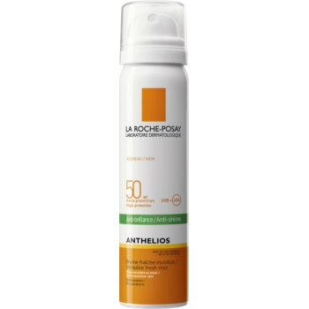 La Roche-Posay Anthelios spray revigorant pentru față anti-strălucire