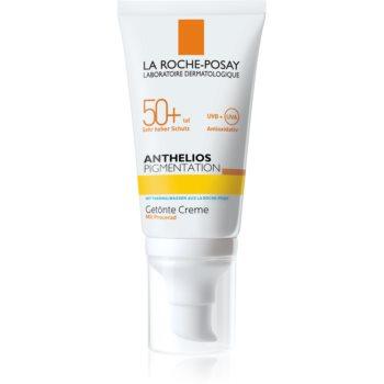 La Roche-Posay Anthelios Pigmentation cr?me de protectie anti-acnee SPF 50+ imagine produs