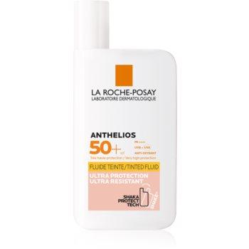 La Roche-Posay Anthelios SHAKA fluid tonifiant protector pentru ten sensibil ?i intolerant SPF 50+ imagine produs
