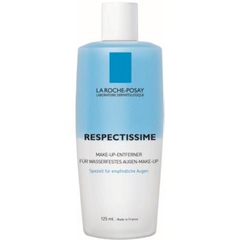 Fotografie La Roche-Posay Respectissime odličovač voděodolného make-upu pro citlivou pleť 125 ml