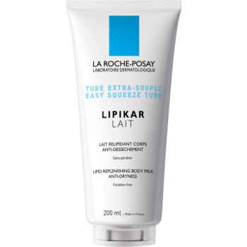 Fotografie La Roche-Posay Lipikar hydratační tělové mléko pro suchou až velmi suchou pokožku 200 ml