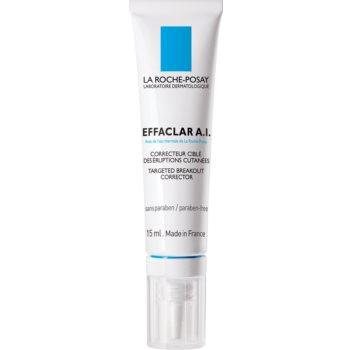 La Roche-Posay Effaclar A.I. hloubková korekční péče pro problematickou pleť, akné 15 ml