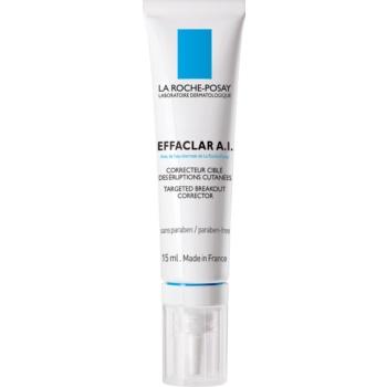 La Roche-Posay Effaclar A.I. ingrijire si corectie aprofundata pentru ten acneic
